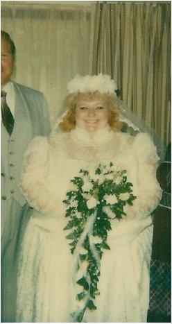 Robbyn Ackner Wedding 1986