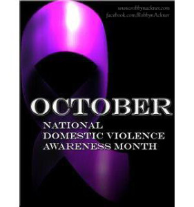 DV Awareness Month