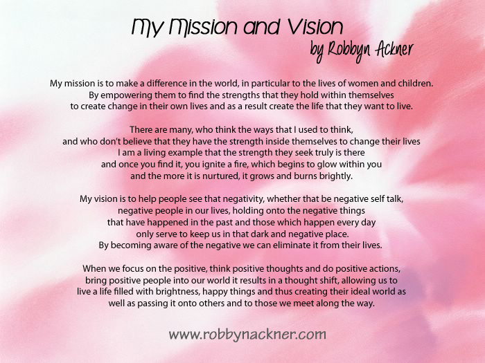 mission and vision for robbyn ackner copy